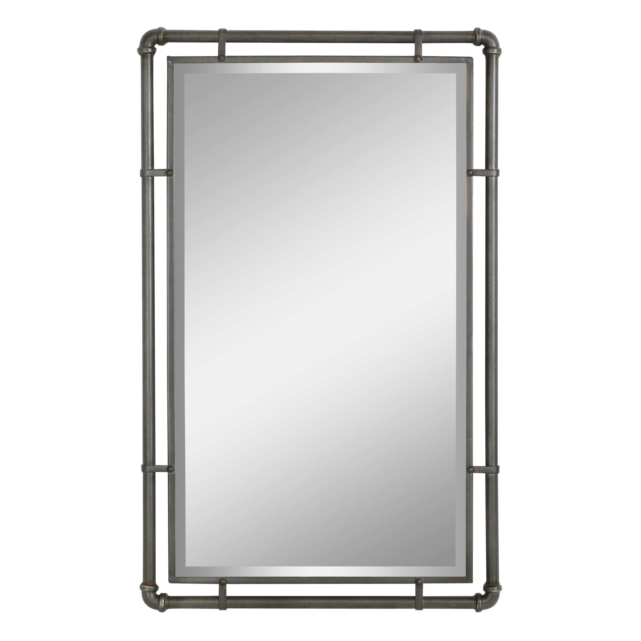 Featured Image of Koeller Industrial Metal Wall Mirrors