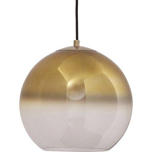 Langley Street Gehry 1 Light Globe Pendant | Fishman Master Pertaining To Gehry 1 Light Single Globe Pendants (View 22 of 25)