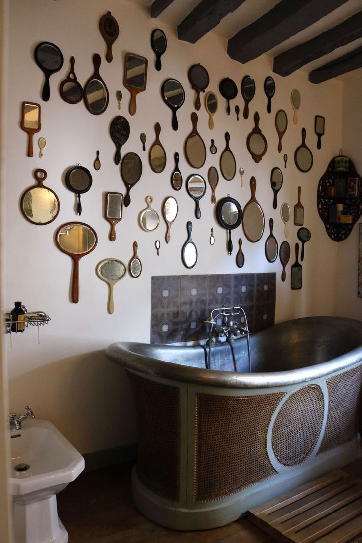 Large Mirror Decor On Wall Oval And The Aspect Art Oversized Inside Marion Wall Mirrors (Image 7 of 20)