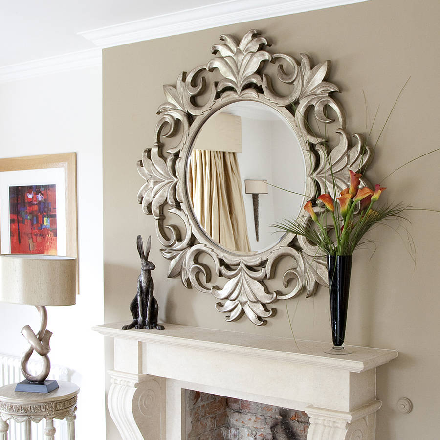 Large Modern Decorative Wall Mirrors : Popular Modern Intended For Bem Decorative Wall Mirrors (View 8 of 20)