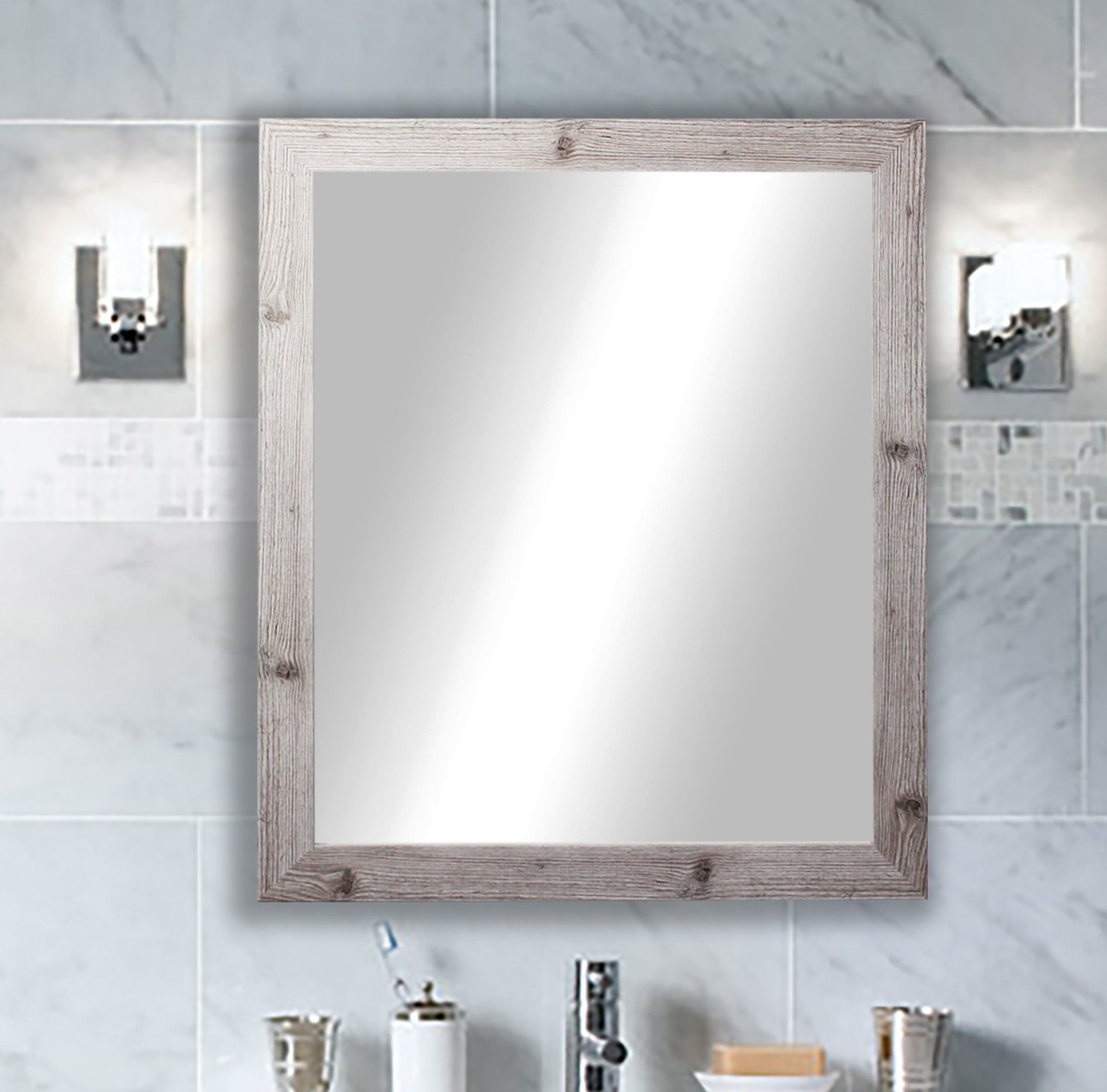 Laurel Foundry Modern & Contemporary Accent Mirror Inside Abdul Accent Mirrors (View 14 of 20)