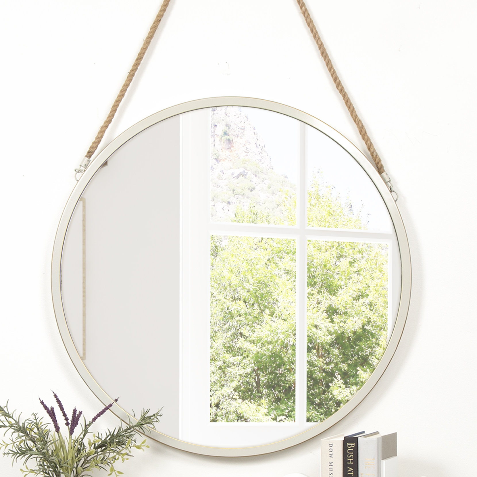 Lecompte Accent Mirror With Rhein Accent Mirrors (View 7 of 20)