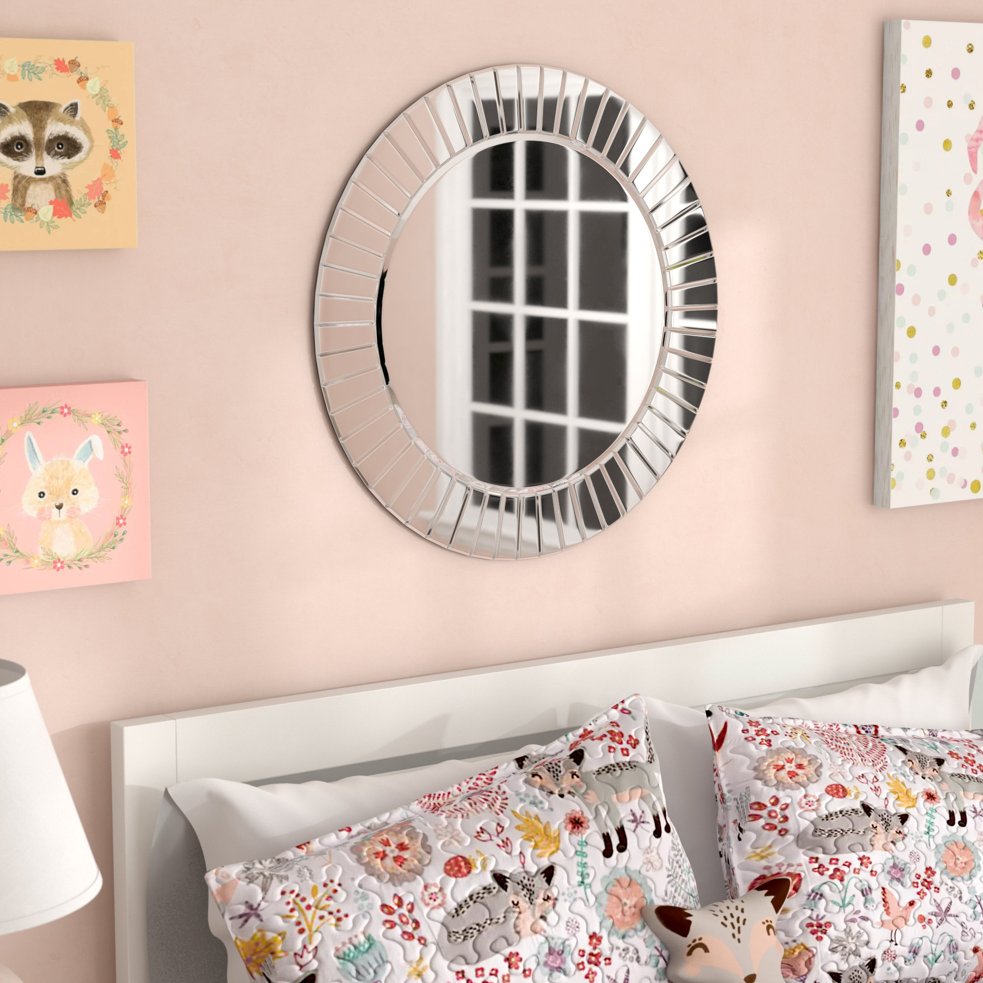 Featured Image of Lidya Frameless Beveled Wall Mirrors