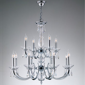 Lighting For Watford 9 Light Candle Style Chandeliers (Image 11 of 20)