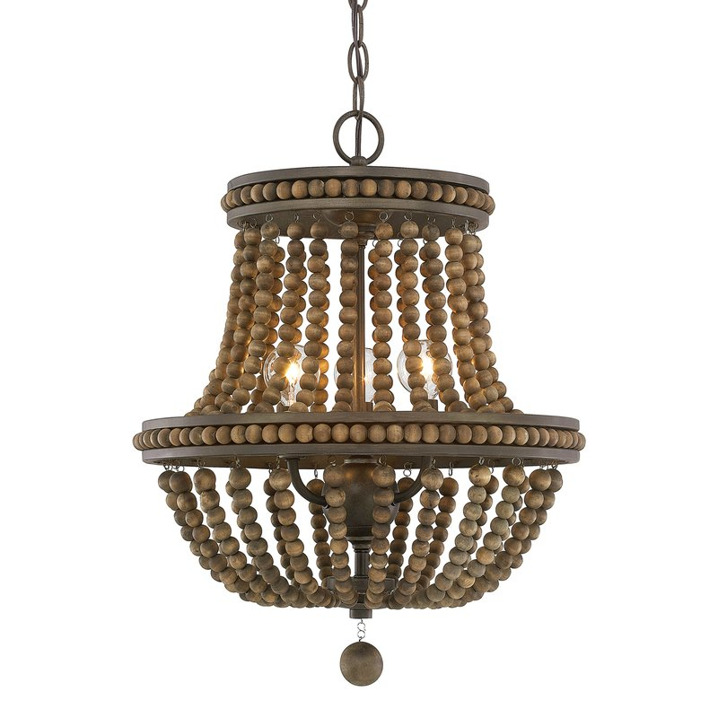 Lillian Empire Chandelier In Ladonna 5 Light Novelty Chandeliers (View 9 of 20)