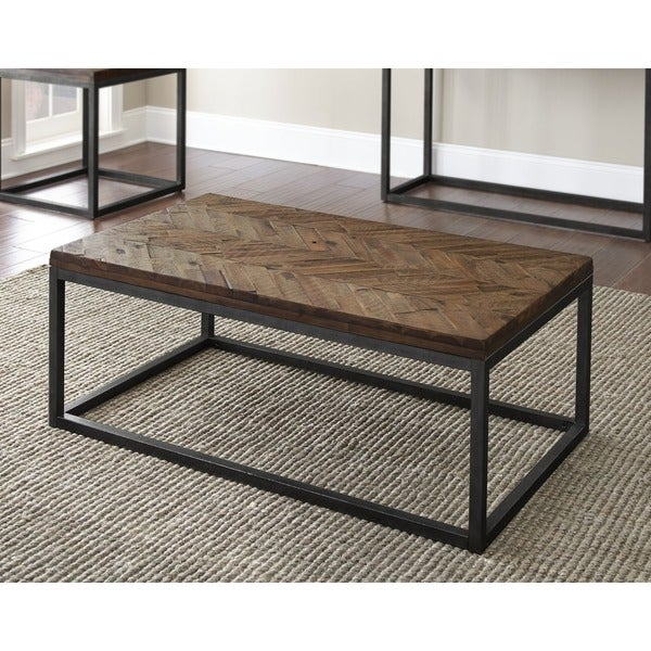 Featured Image of Lockwood Rectangle Coffee Tables
