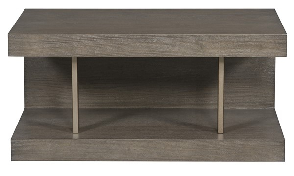 Lockwood Cocktail Table W211Cr – Our Products – Vanguard Pertaining To Lockwood Rectangle Coffee Tables (View 14 of 25)