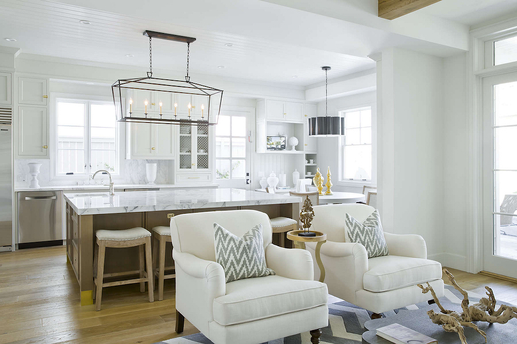 Look For Less: Darlana Pendant Knock Off Lookalike Intended For Carmen 6 Light Kitchen Island Linear Pendants (View 12 of 25)