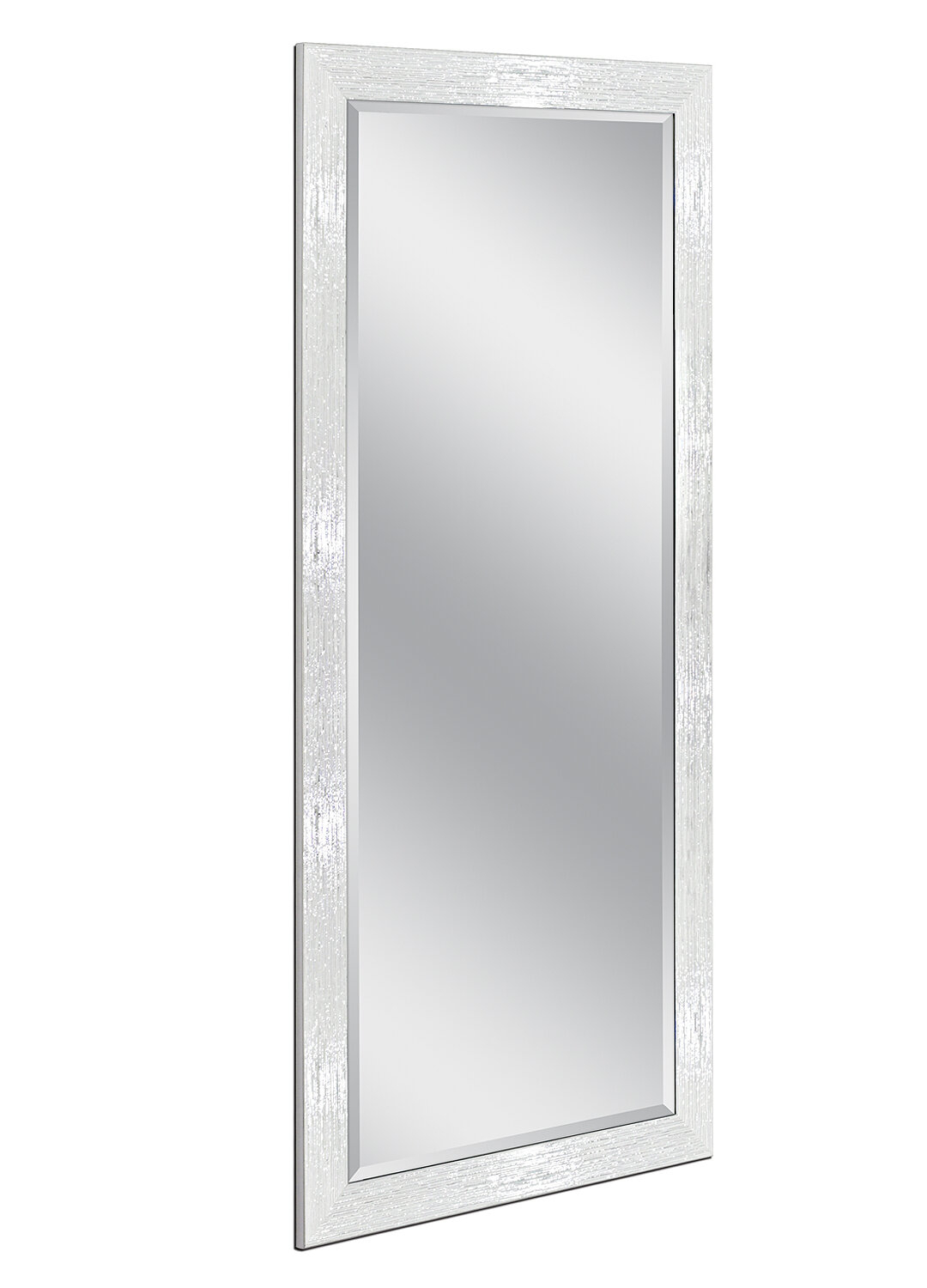 Machen Driftwood Leaner Modern And Contemporary Beveled Venetian Accent Mirror With Regard To Modern & Contemporary Beveled Accent Mirrors (View 7 of 20)