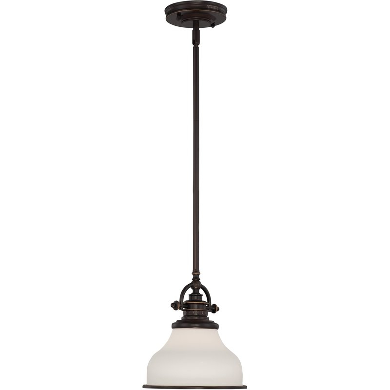 Featured Image of Macon 1 Light Single Dome Pendants