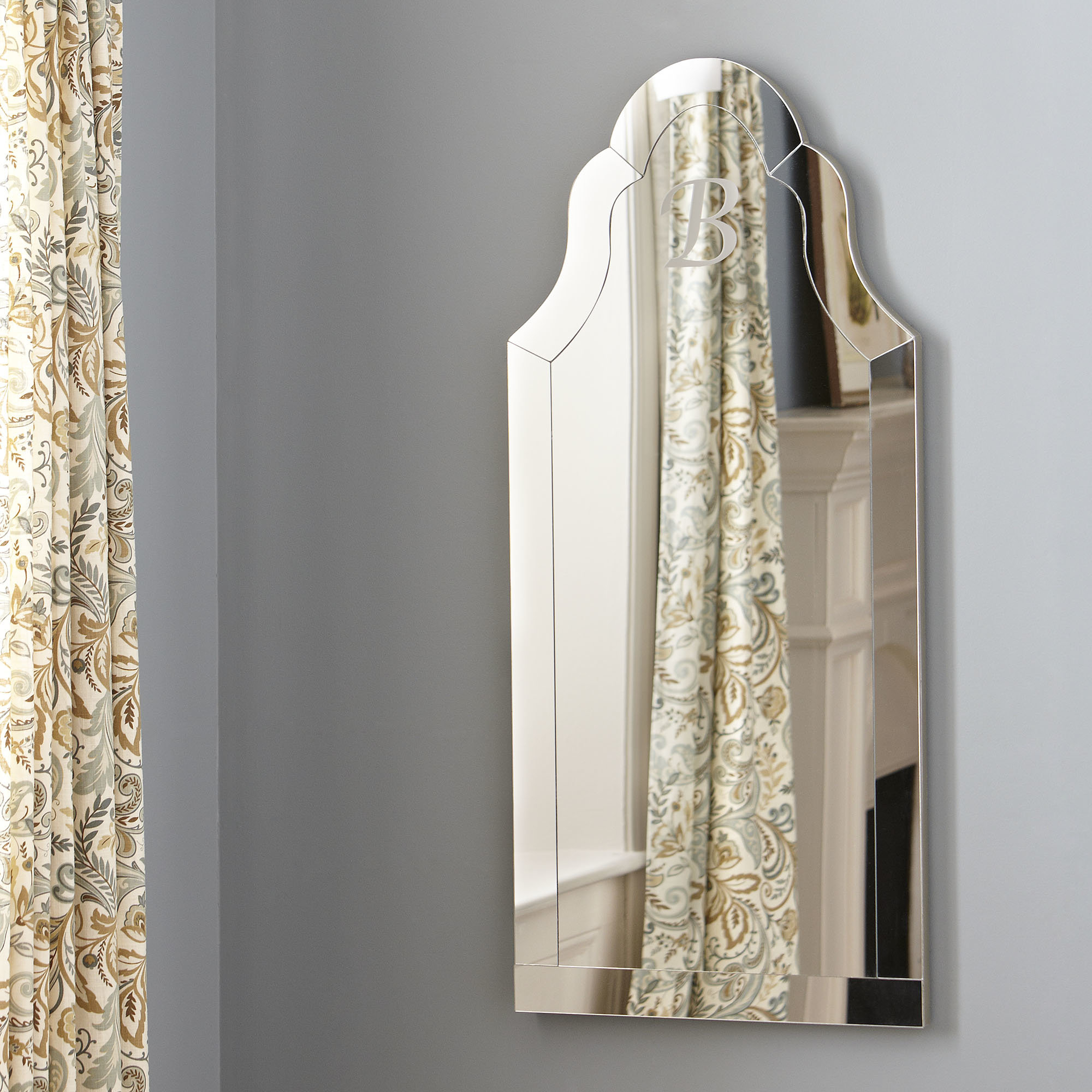 Margaux Arch Wall Mirror Intended For Gold Arch Wall Mirrors (View 17 of 20)