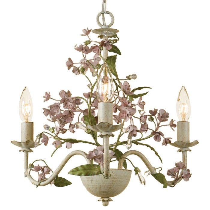 Mariário 3 Light Candle Style Chandelier For Aldora 4 Light Candle Style Chandeliers (View 14 of 20)