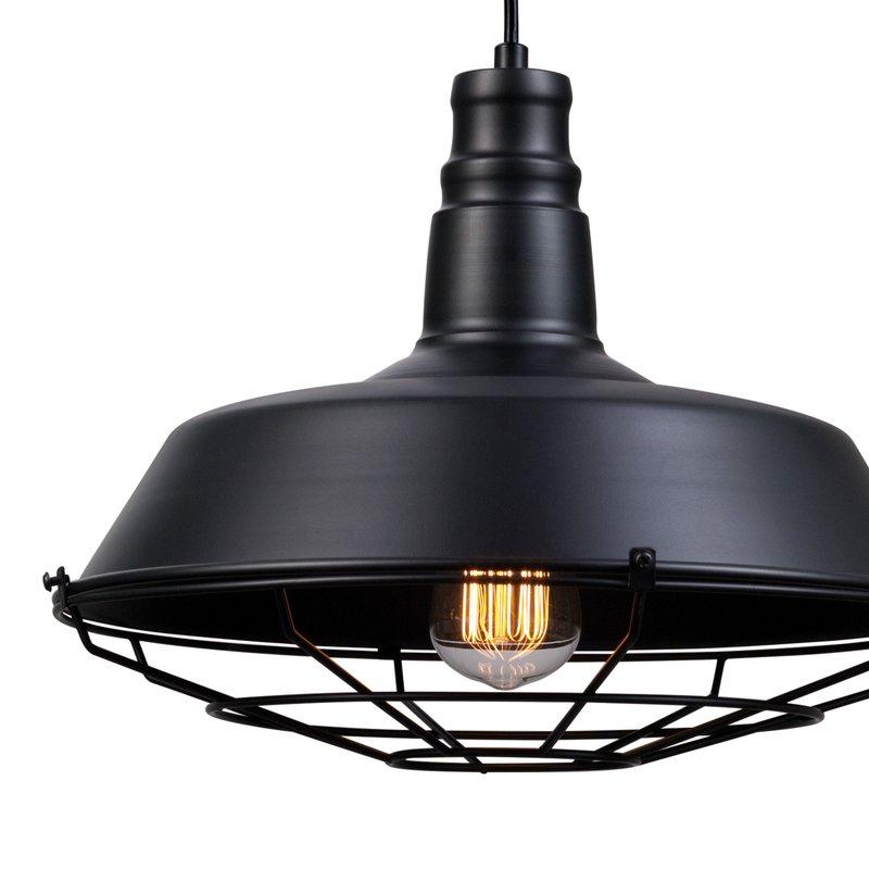 Massey 1 Light Single Dome Pendant For Adriana Black 1 Light Single Dome Pendants (Image 18 of 25)