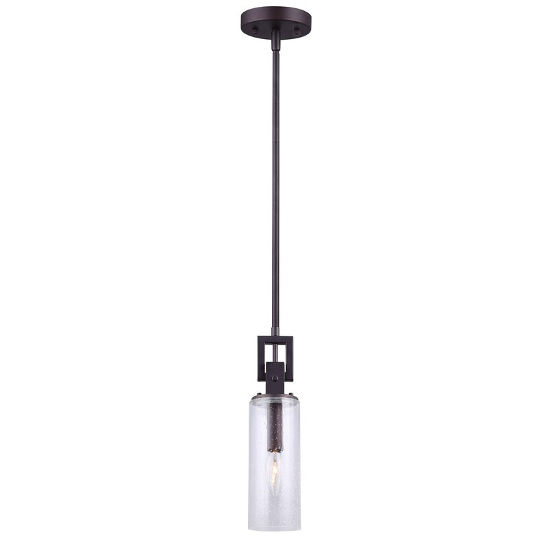 Mccary 1 Light Single Cylinder Pendant With Angelina 1 Light Single Cylinder Pendants (View 7 of 25)