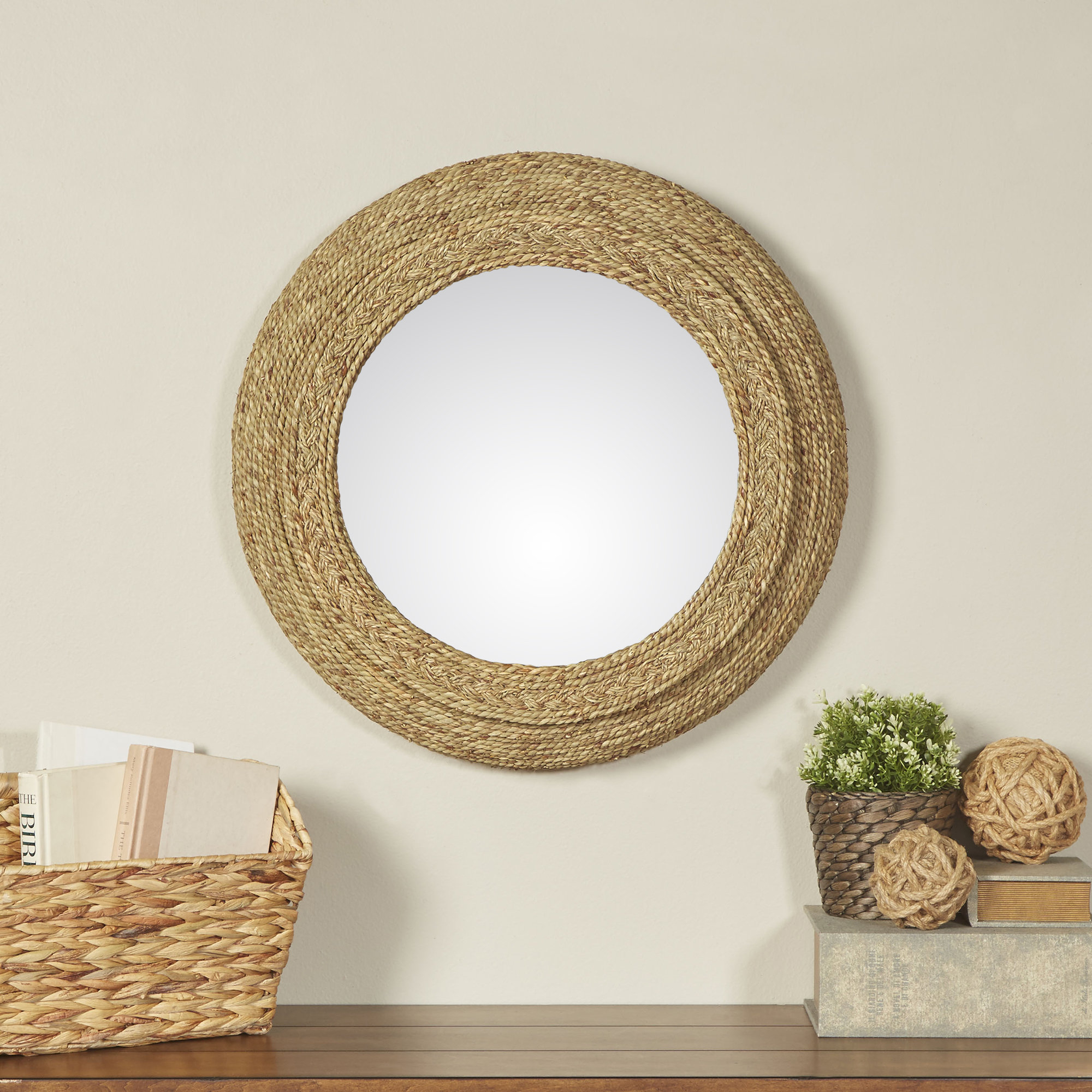 Mcentire Accent Mirror Regarding Mcnary Accent Mirrors (View 2 of 20)