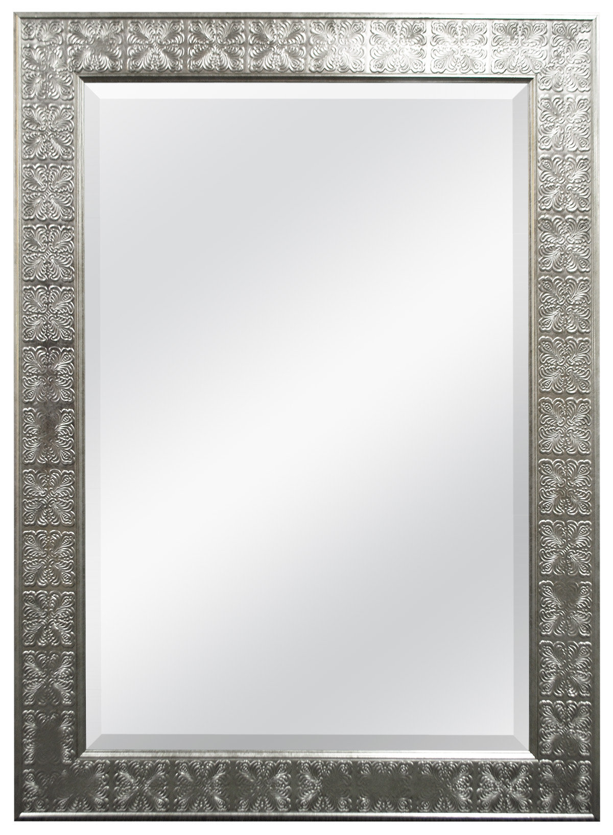 Medallion Accent Mirror In Medallion Accent Mirrors (View 3 of 20)