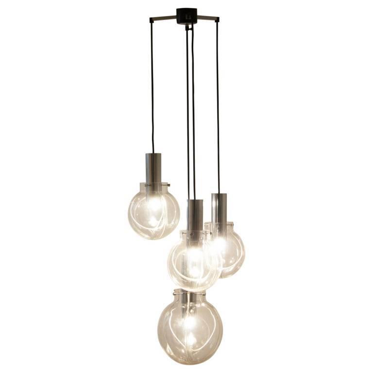 Mercilessly Beautiful Globe Light Chandelier – Fufush (View 19 of 20)