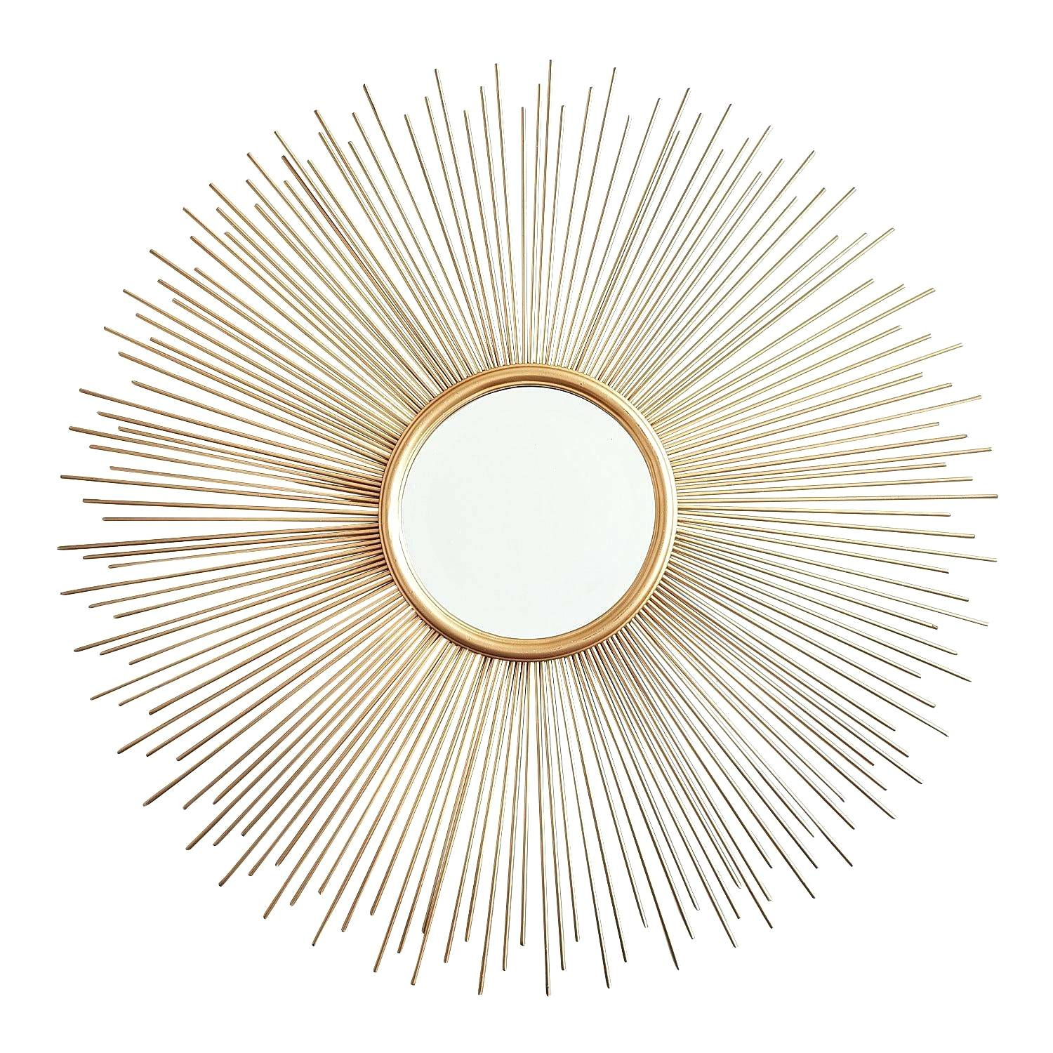 Metal Sunburst Mirror Save This Item To Sunburst Metal Regarding Estrela Modern Sunburst Metal Wall Mirrors (View 6 of 20)