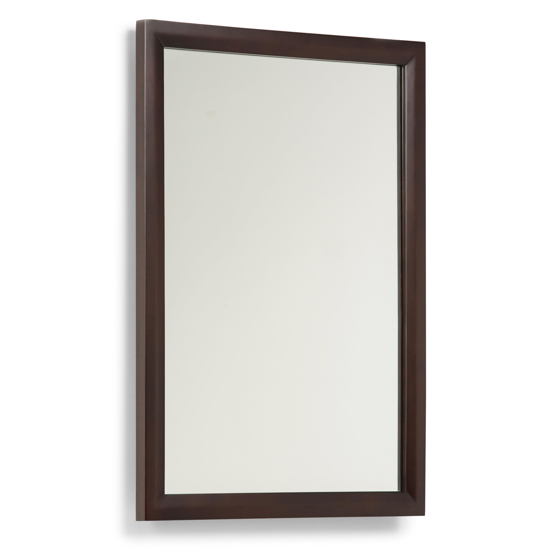 Mexborough Bathroom/vanity Mirror Within Mexborough Bathroom/vanity Mirrors (Image 10 of 20)