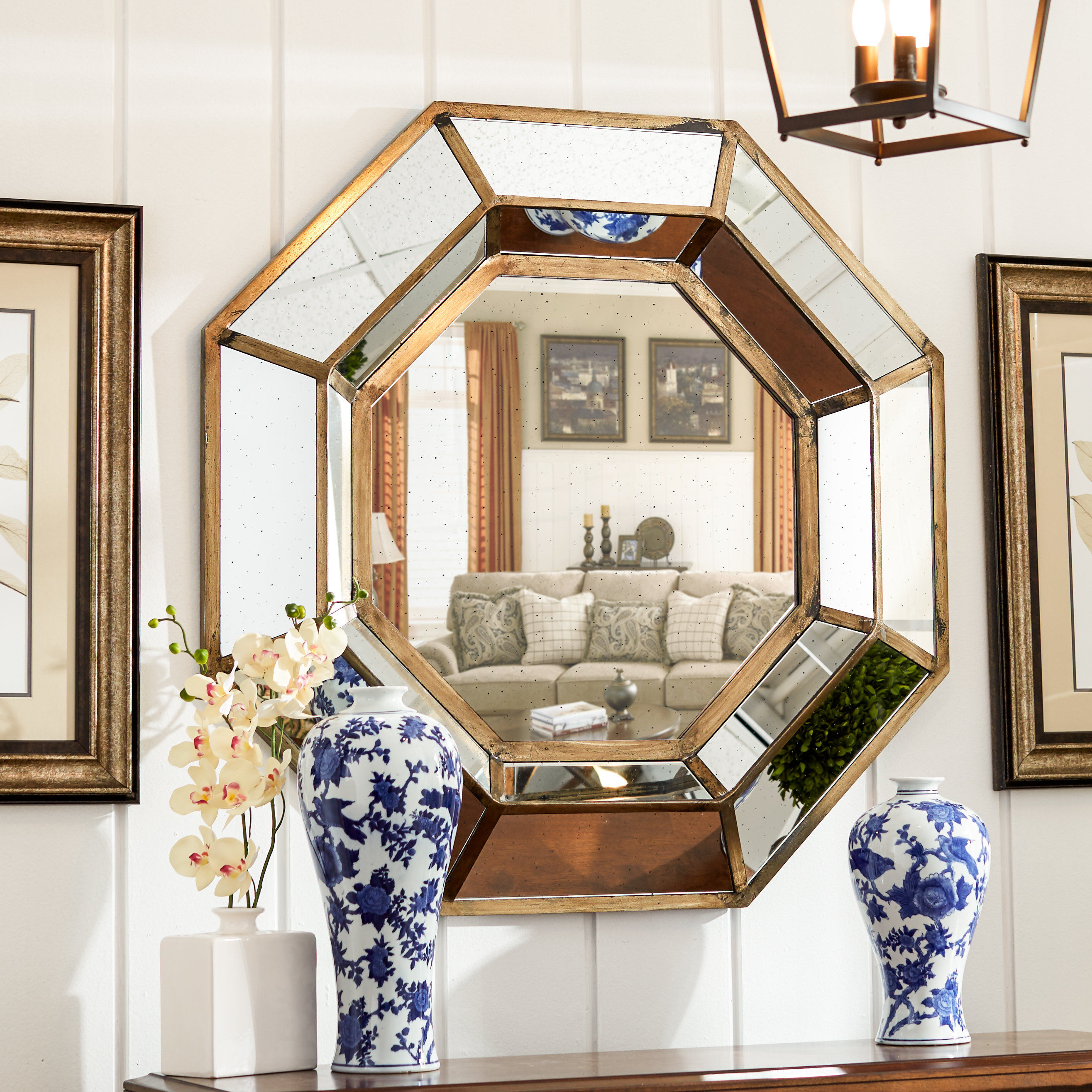 Mid Century Modern Wall Mirrors You'll Love In 2019 | Wayfair Intended For Dandre Wall Mirrors (View 10 of 20)