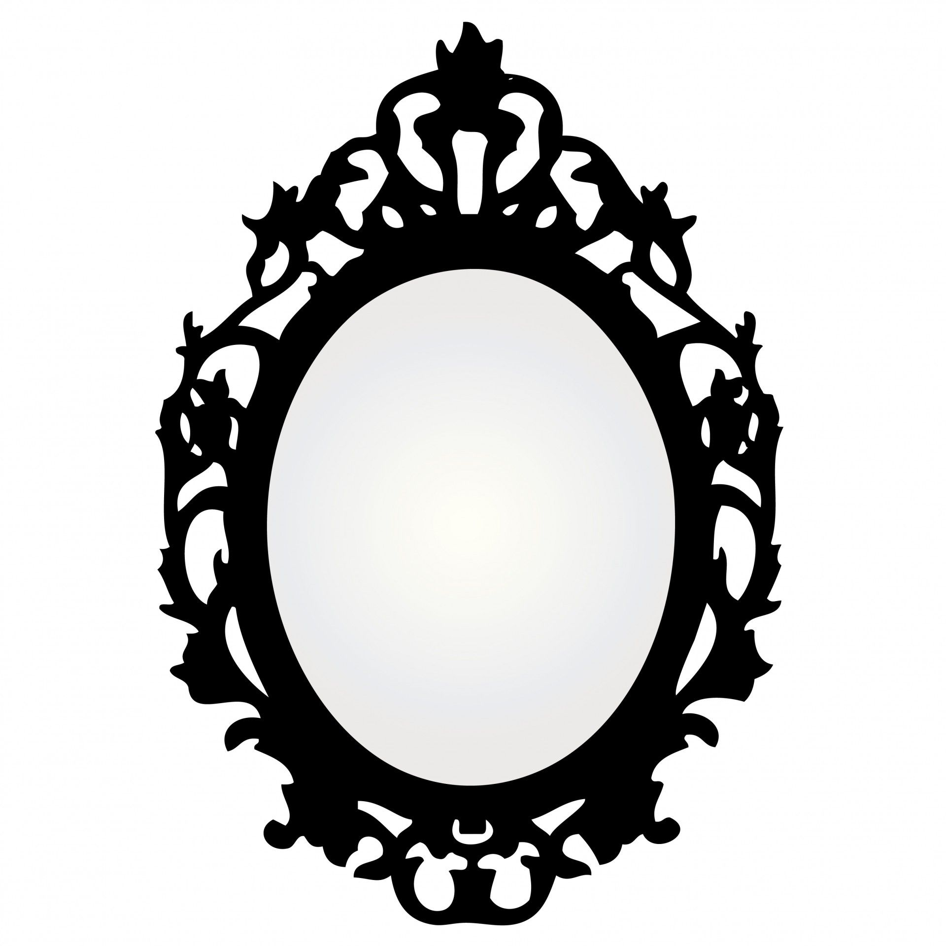 Mirror With Ornate Frame | Mirror Mirror On The Wall Intended For Alissa Traditional Wall Mirrors (View 20 of 20)