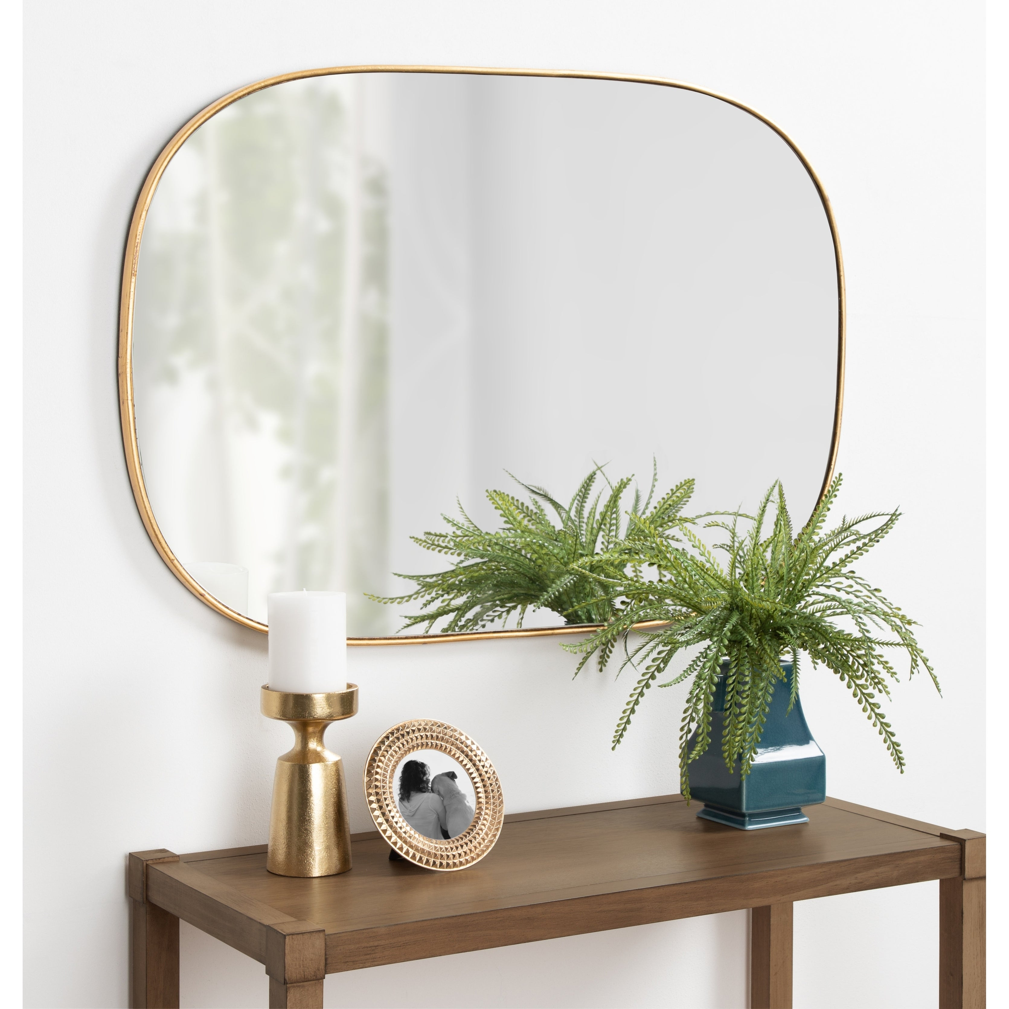 Mirrors | Shop Online At Overstock Inside Burnes Oval Traditional Wall Mirrors (Image 12 of 20)