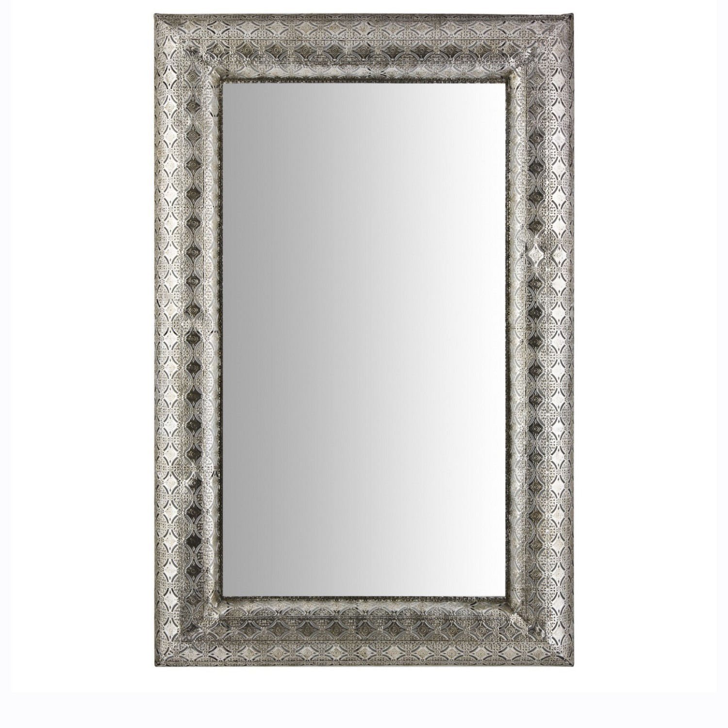 Mirrors | The Range Pertaining To Rectangle Ornate Geometric Wall Mirrors (Photo 18 of 20)