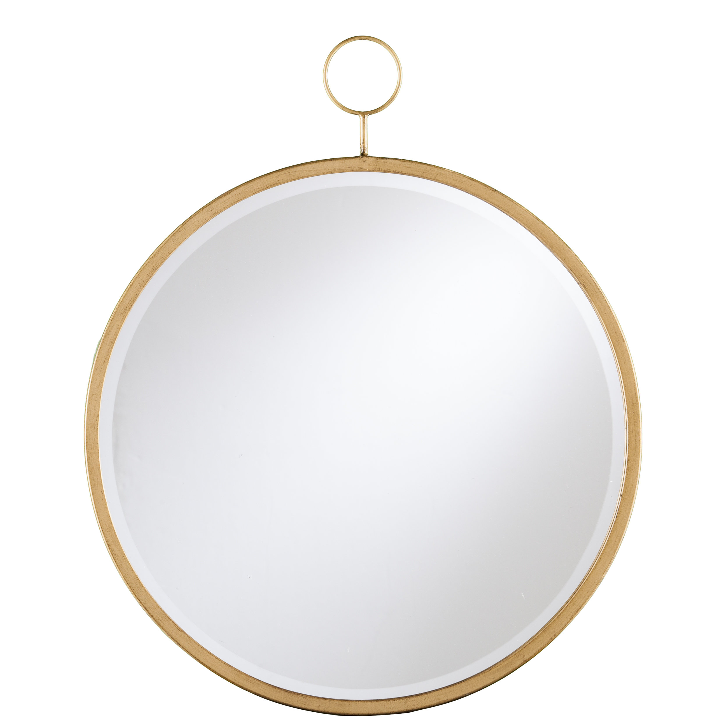 Mistana Accent Mirror & Reviews | Wayfair With Regard To Kinley Accent Mirrors (Image 14 of 20)