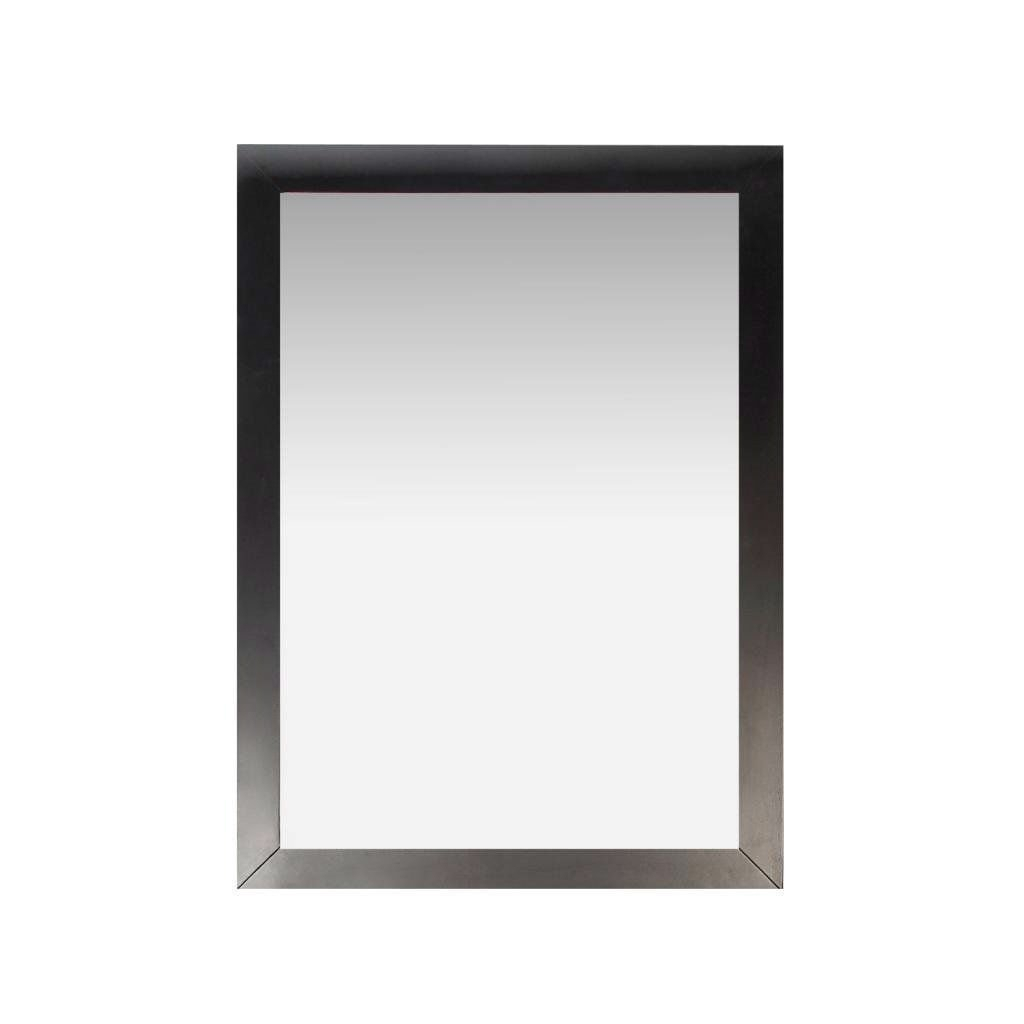 Modern 22 Inch X 30 Inch Bathroom Vanity Wall Mirror With Intended For Mexborough Bathroom/vanity Mirrors (Image 12 of 20)