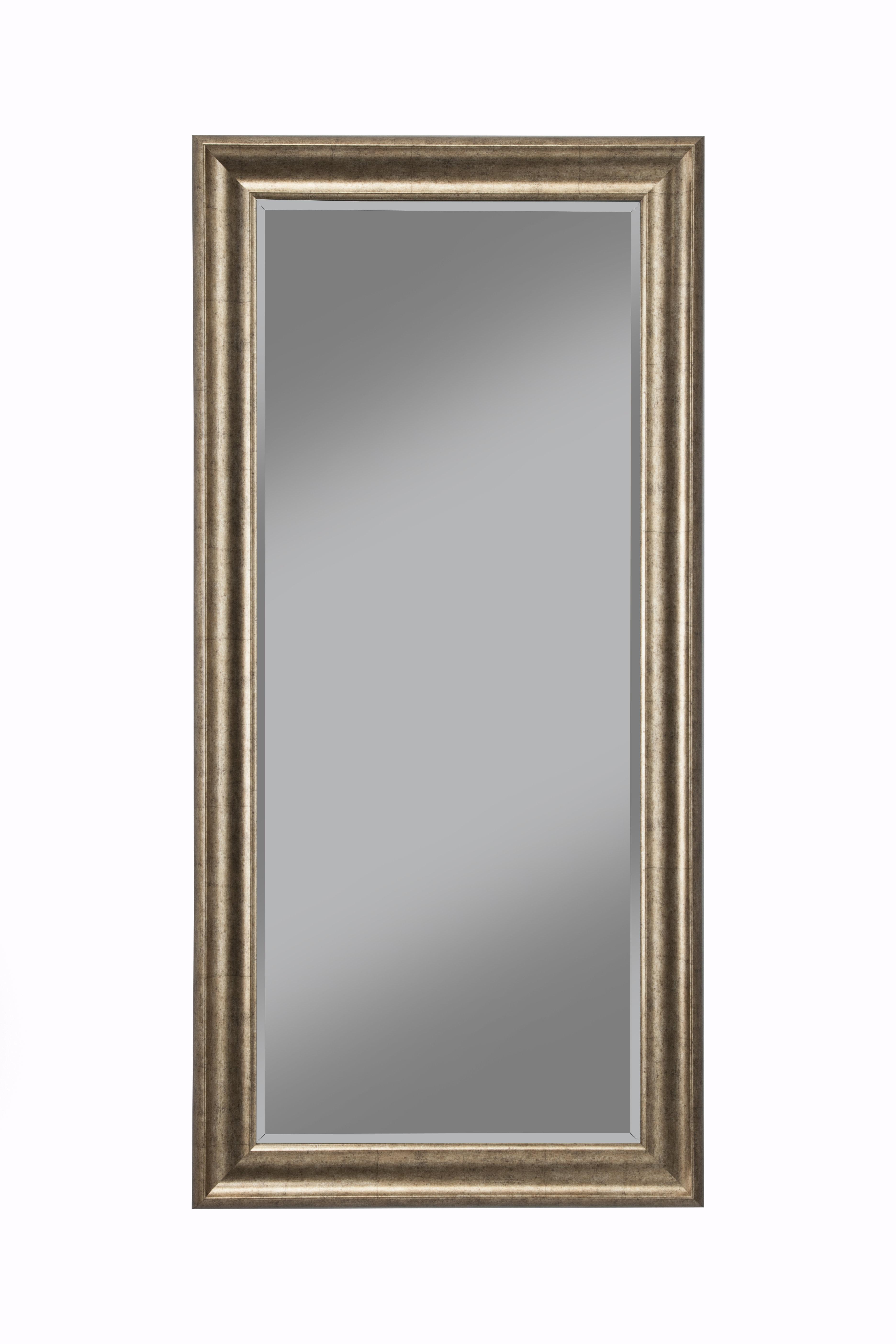 Modern Bathroom Mirrors | Allmodern In Landover Rustic Distressed Bathroom/vanity Mirrors (Image 15 of 20)