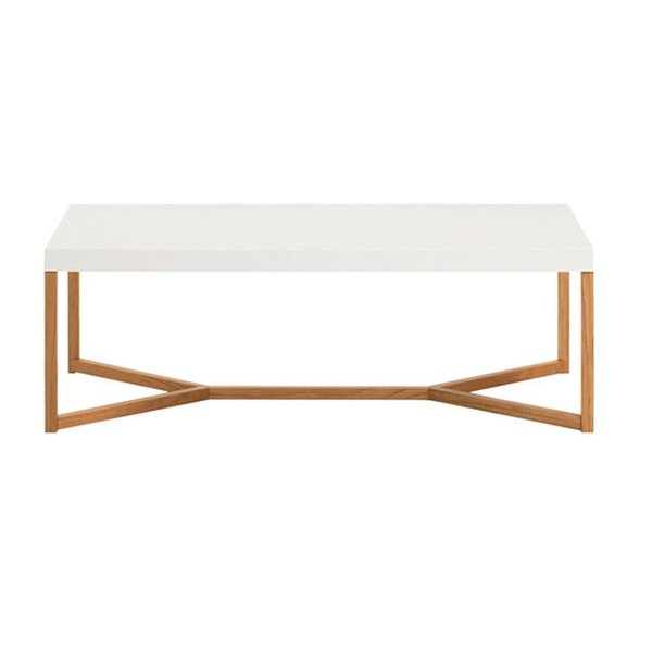 Modern Coffee Tables | Allmodern Regarding Solid Hardwood Rectangle Mid Century Modern Coffee Tables (View 46 of 50)