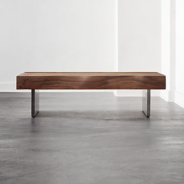 Modern Coffee Tables | Cb2 For Simple Living Ethan Cocktail Tables (View 18 of 25)