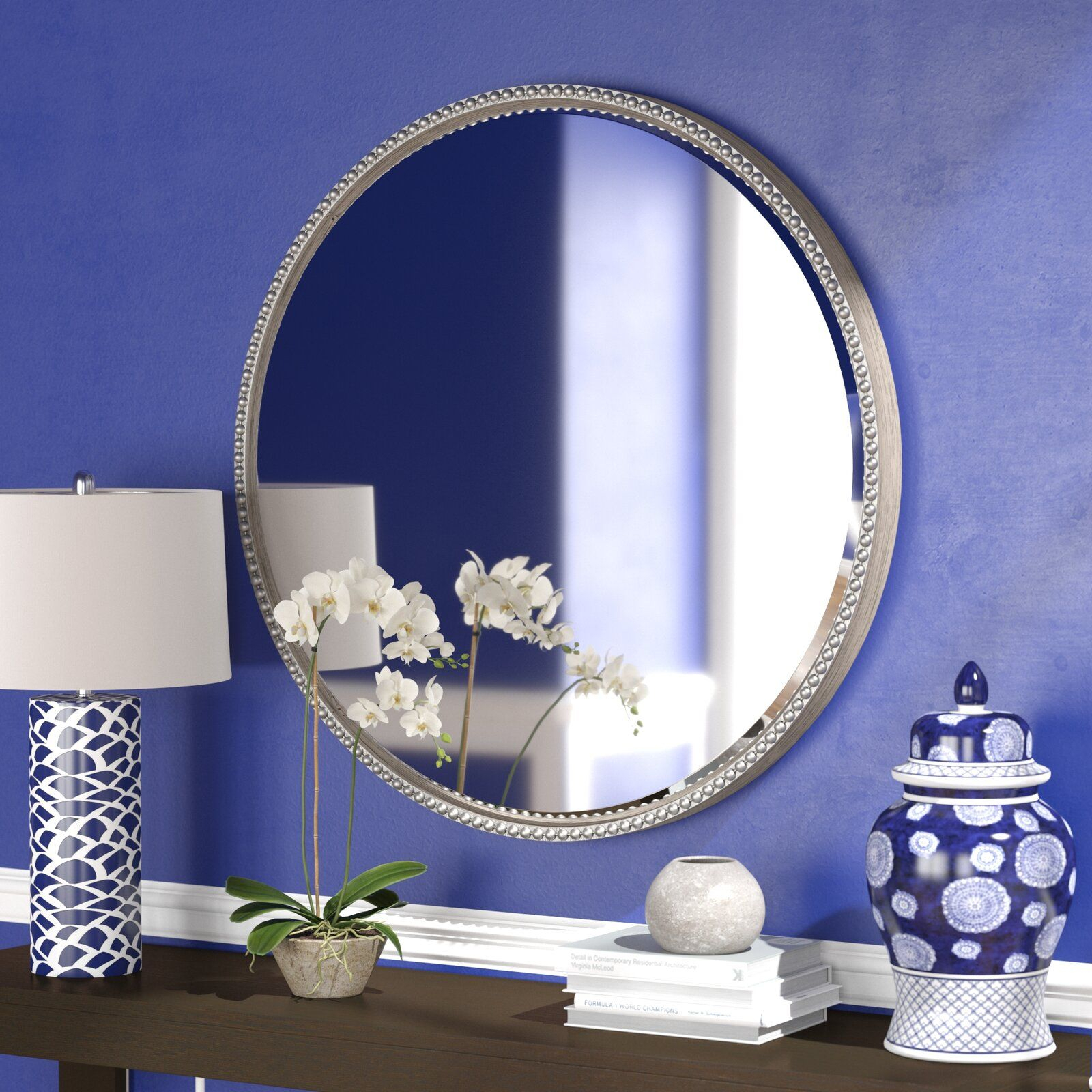 Modern & Contemporary Accent Mirror In 2019 | Mirrors With Laurel Foundry Modern & Contemporary Accent Mirrors (View 6 of 20)