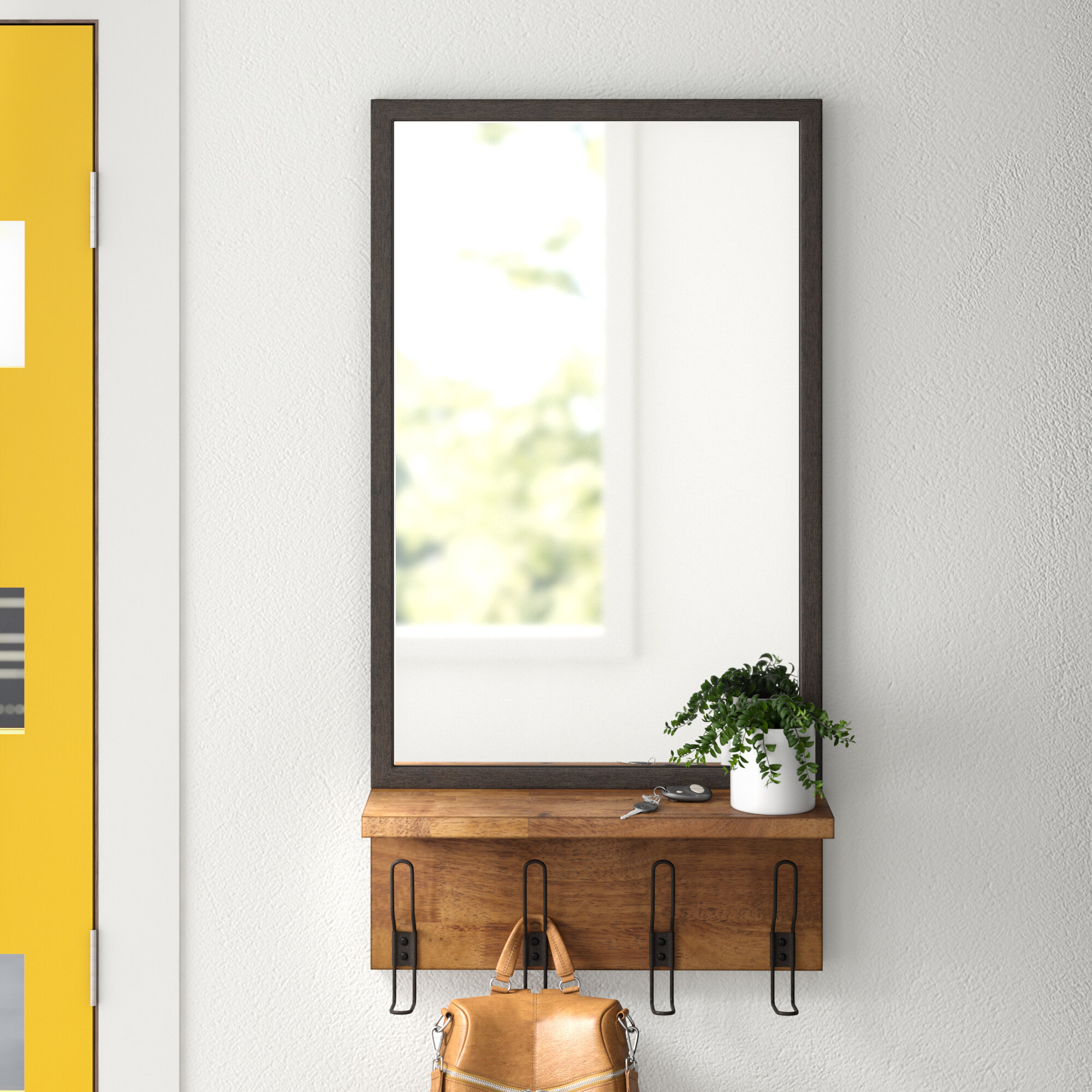 Modern & Contemporary Multi Circle Mirror | Allmodern For Gaunts Earthcott Modern & Contemporary Beveled Accent Mirrors (Image 15 of 20)