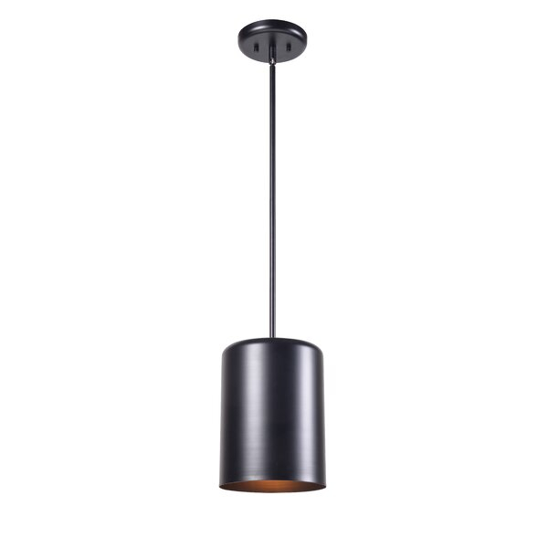 Modern & Contemporary New Orleans Pendant | Allmodern In Moyer 1 Light Single Cylinder Pendants (View 23 of 25)