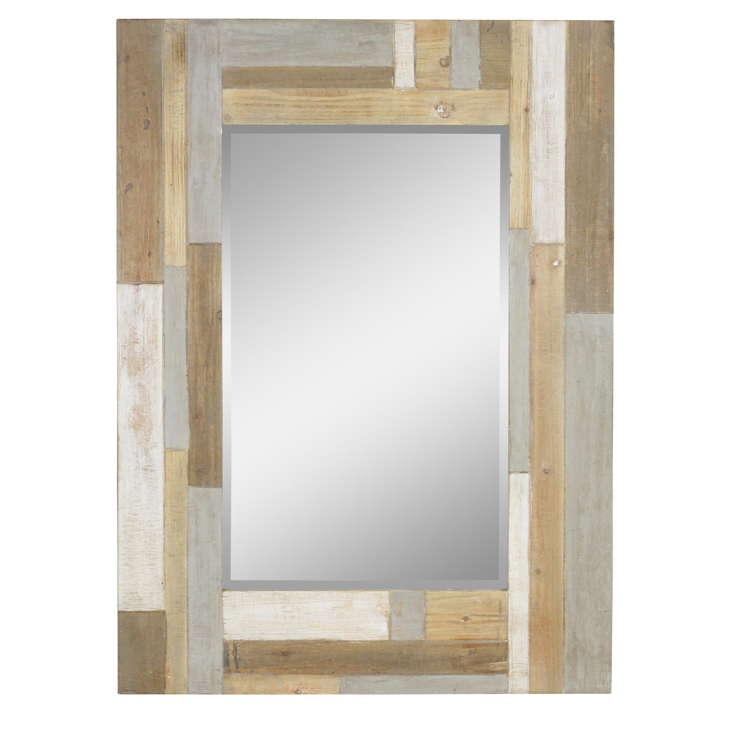 Modern Farmhouse Mirror | Wayfair Regarding Kist Farmhouse Wall Mirrors (View 19 of 20)