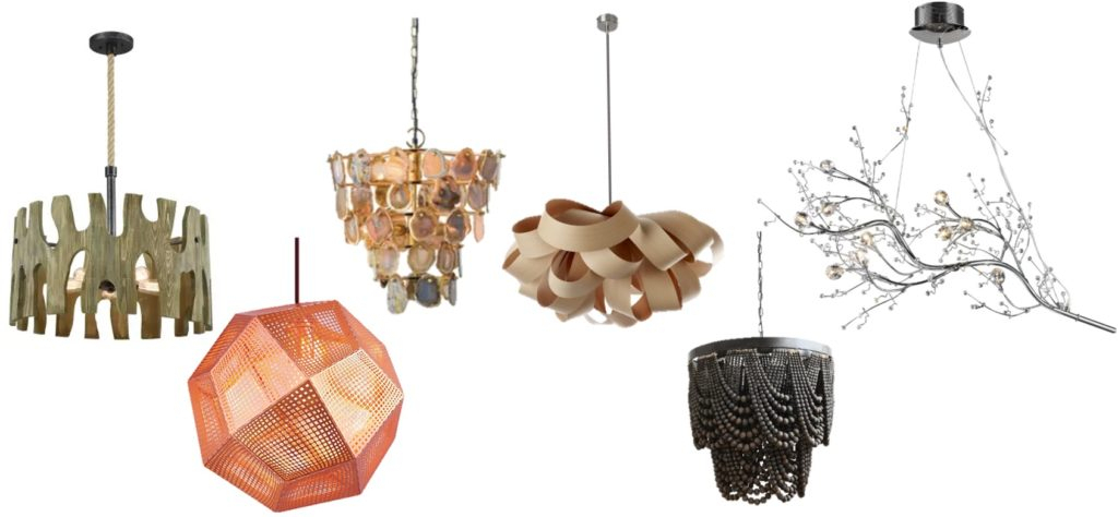 Modern Love – Organic Meets Metal | Lighting | Hometailer With Hatfield 3 Light Novelty Chandeliers (Image 19 of 20)
