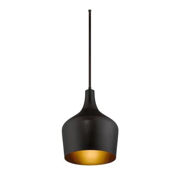 Modern Mid Century Pendants | Allmodern Regarding Taya 4 Light Lantern Square Pendants (View 18 of 20)