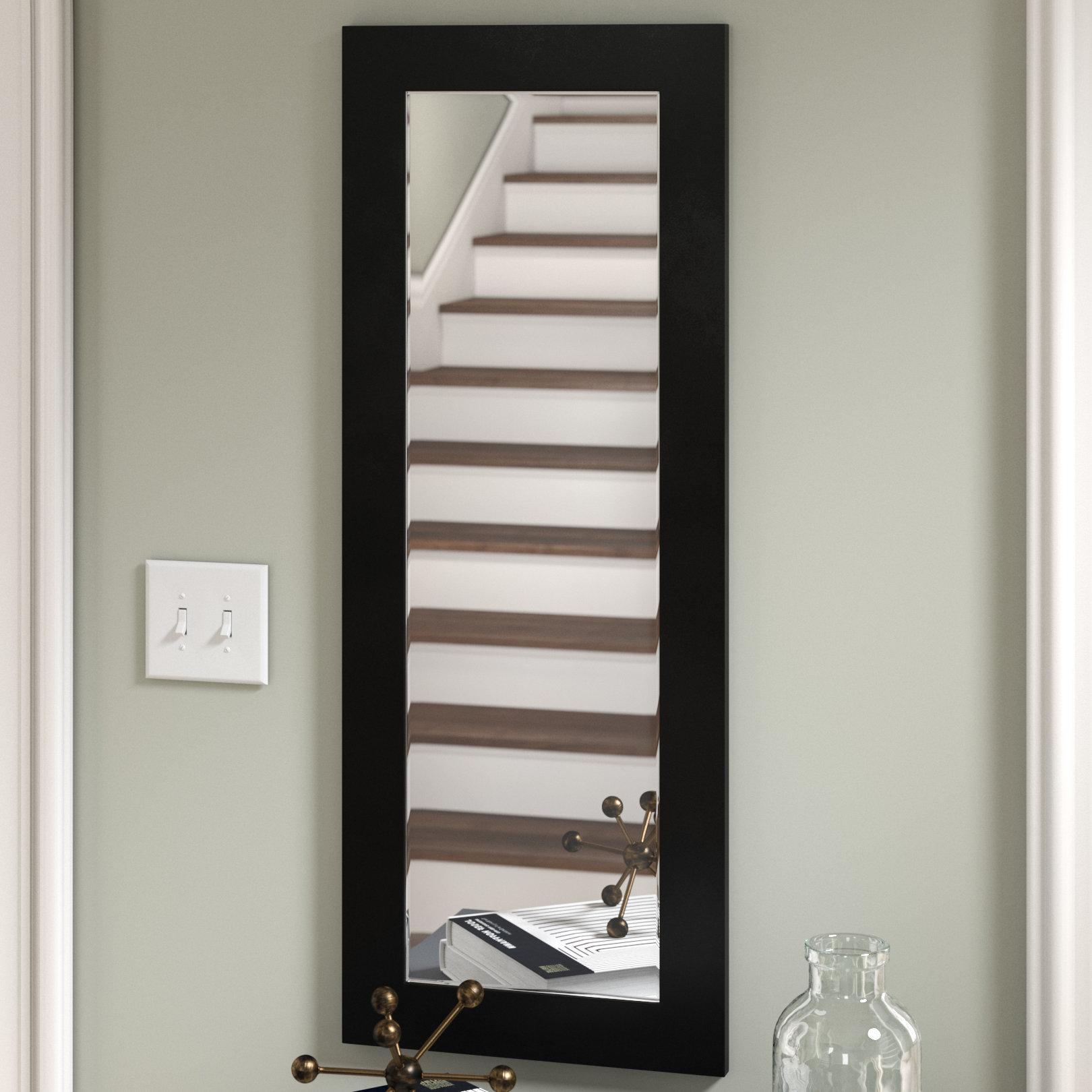 Modern Rectangle Wall Mirror Regarding Modern Rectangle Wall Mirrors (View 4 of 20)