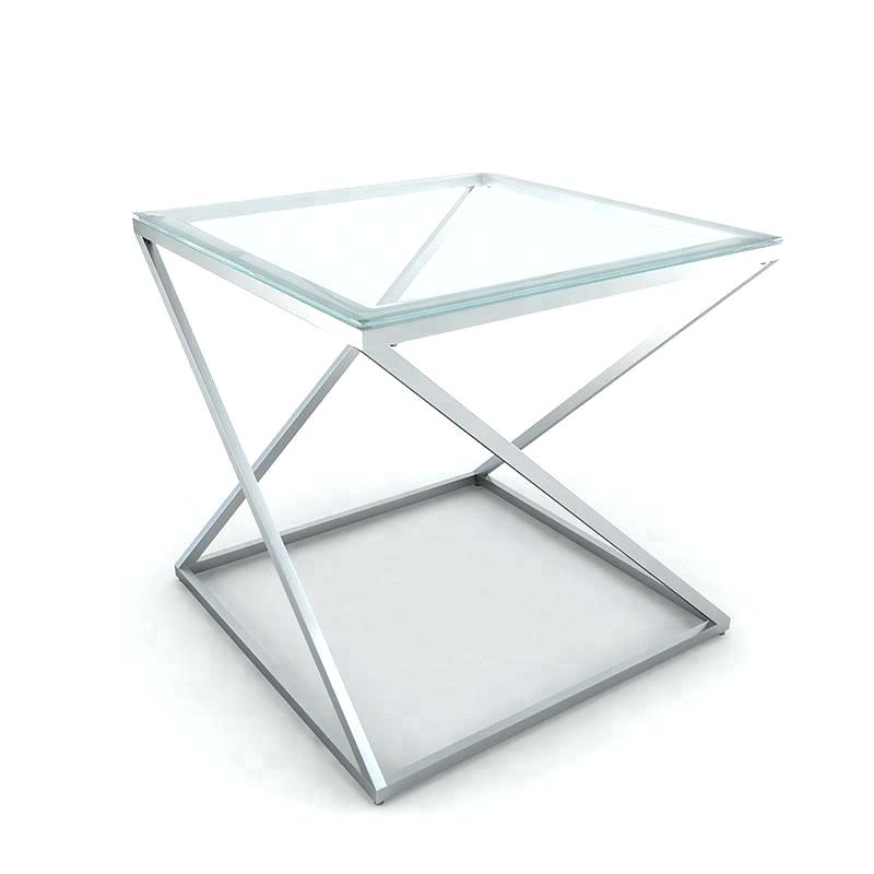 Modern Silver Coffee Table – Brigitteferrer (View 19 of 25)