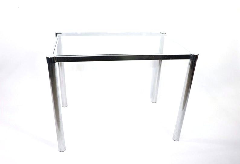 Modern Silver Coffee Table – Brigitteferrer (Image 9 of 25)