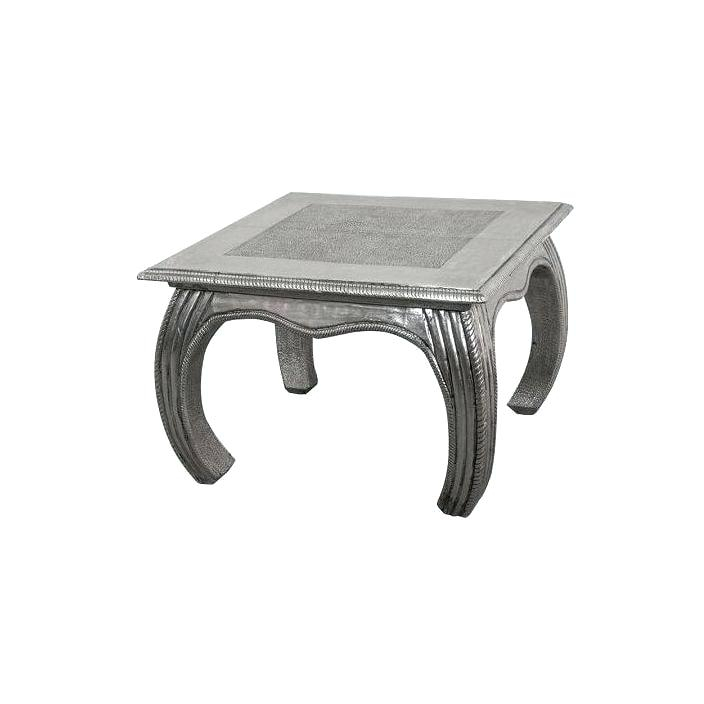 Modern Silver Coffee Table – Brigitteferrer (Image 10 of 25)