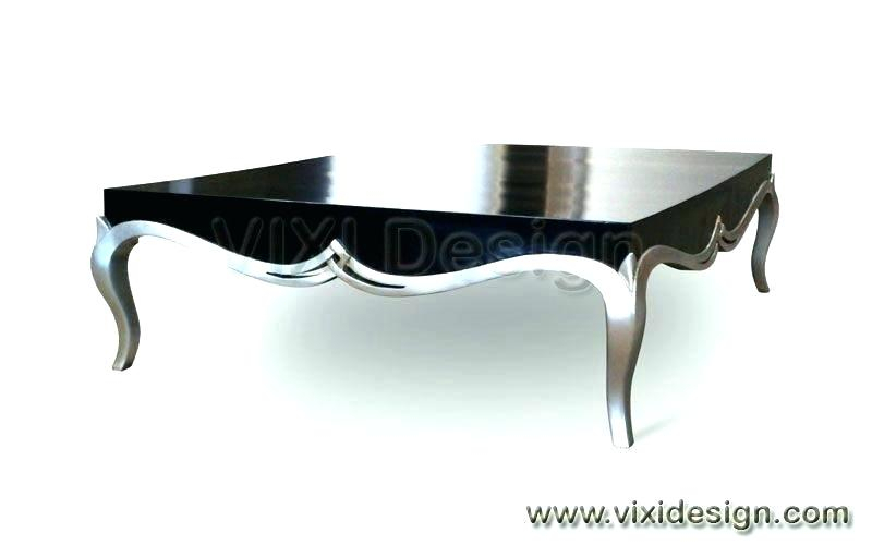 Modern Silver Coffee Table – Modafinilcats (View 20 of 25)