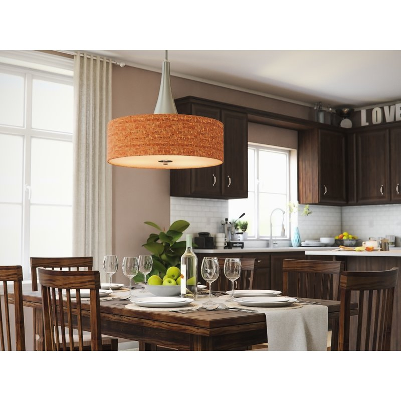 Featured Image of Montes 3 Light Drum Chandeliers