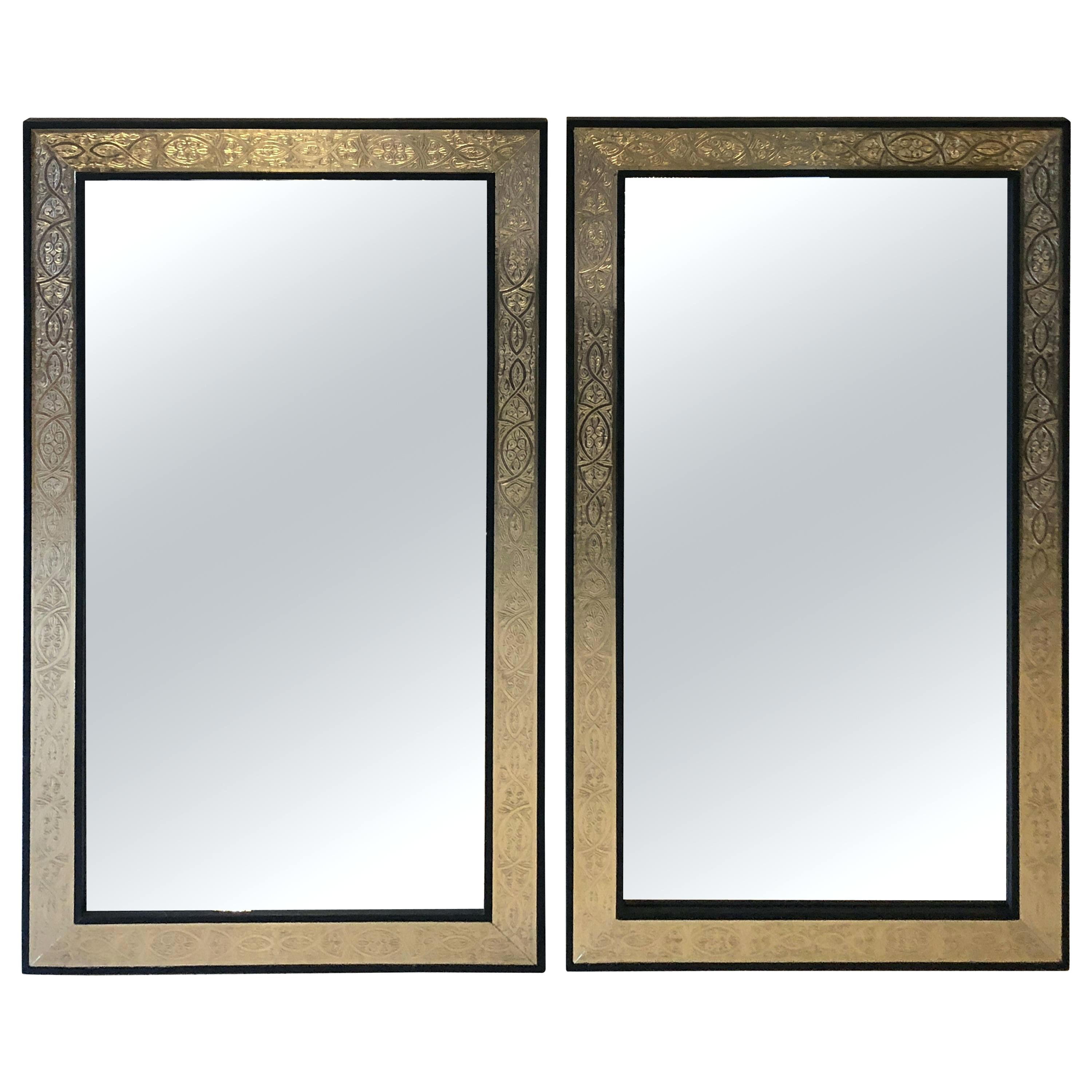 Moroccan Wall Mirror – Aftermidnight (View 9 of 20)
