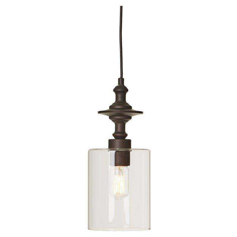 Featured Image of Moyer 1 Light Single Cylinder Pendants