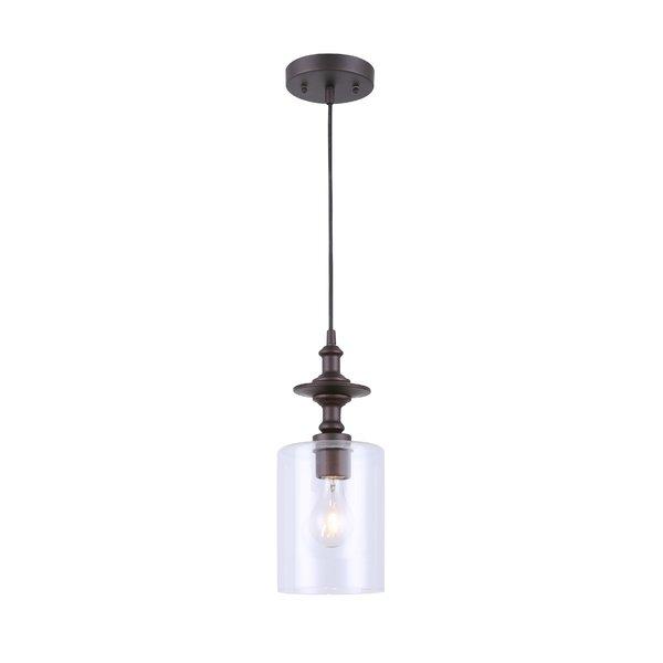 Moyer 1 Light Single Cylinder Pendant In Wentzville 1 Light Single Bell Pendants (Image 9 of 25)