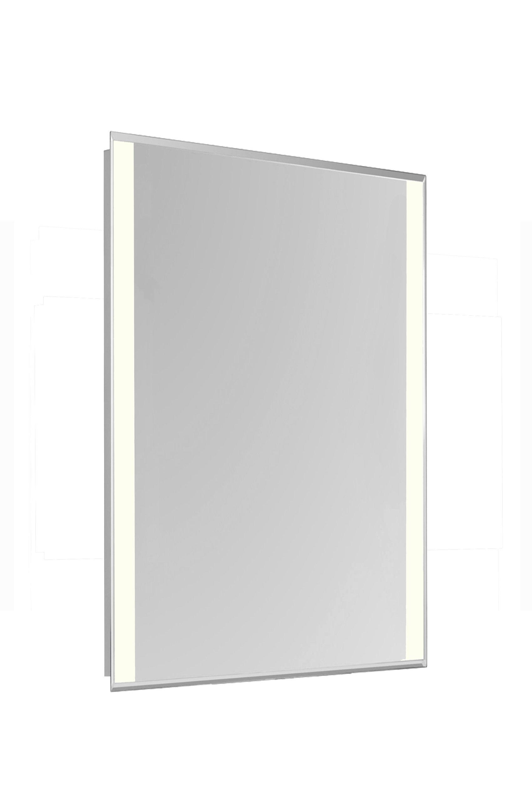 Musson Edge Electric Bathroom / Vanity Mirror For Mexborough Bathroom/vanity Mirrors (Image 13 of 20)