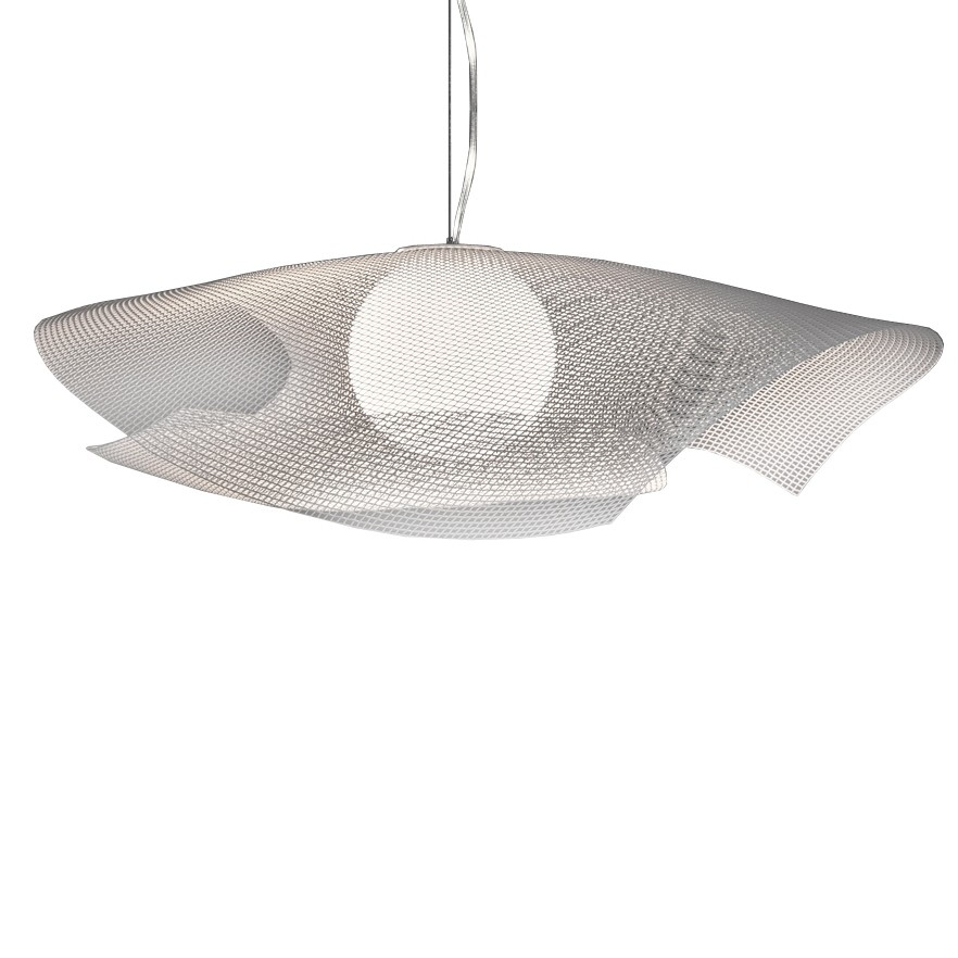 Mytilus Pendant Lamp With Alverez 4 Light Drum Chandeliers (Image 12 of 20)