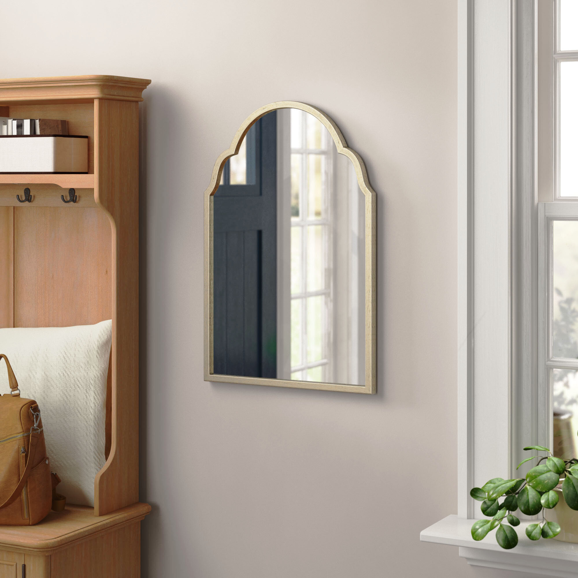 Narrow Accent Mirror | Wayfair Pertaining To Moseley Accent Mirrors (View 3 of 20)